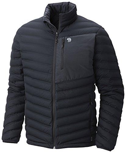 Mountain Hardwear StretchDown Jacket Black 2XL