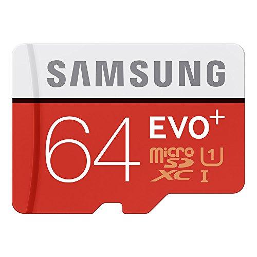 Kingston Samsung microSDXC Evo+ 64GB, UHS-I/Class 10 MB-MC64D