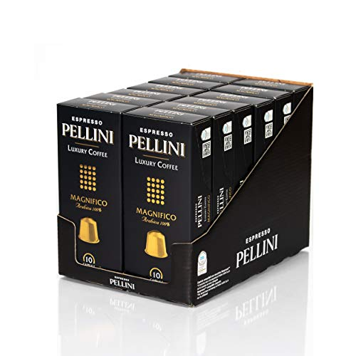 Pellini Caffè, Espresso...