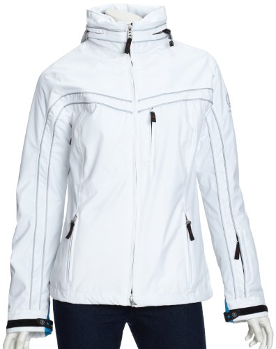 Bogner Fire + Ice Damen Skijacke ALLY, Pure White, 44, 3481-4302