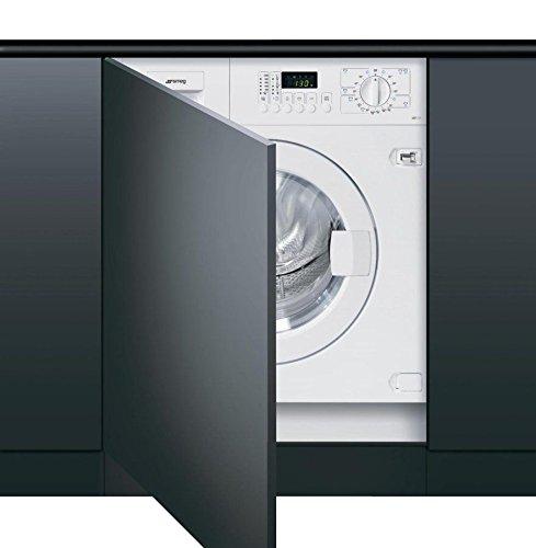Smeg LST107 Incasso Caricamento frontale 7kg 1000RPM A+ lavatrice