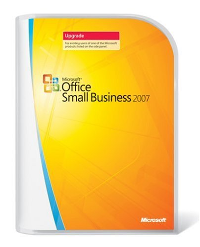 Microsoft Office Small Business 2007 Upgrade deutsch