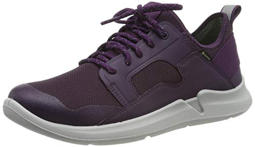 Superfit Mädchen Thunder Gore-Tex 509394 Sneaker, Violett (Lila 90), 37 EU