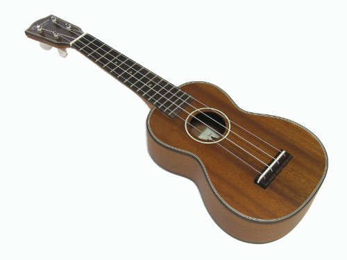 Ohana Soprano Ukulele Solid Mahogany Top Back and Sides SK-35