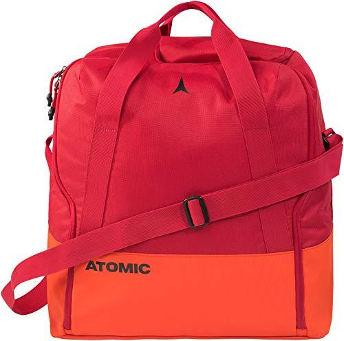 Atomic Skischuh- und Helm-Tasche Boot und Helmet Bag, 45 Liter, 43 x 41 x 25 cm, Polyester, rot/hellrot, AL5038310