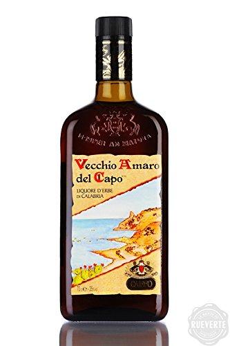Vecchio Amaro del Capo 35 % 0,70 lt. - Distilleria Caffo