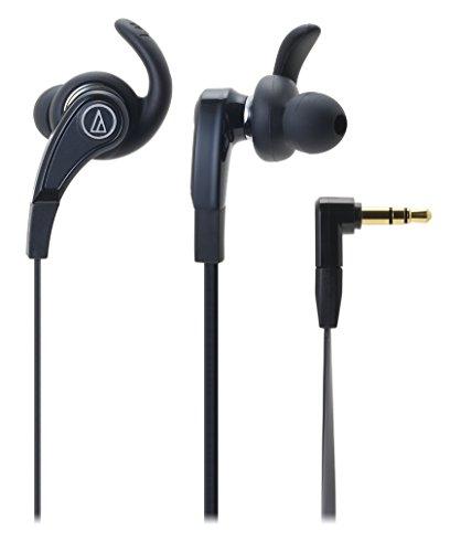 audio-technica SONIC FUEL インナーイヤーヘッドホン ブラック ATH-CKX9 BK