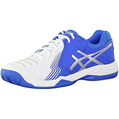 ASICS Gel-Game 6 Clay, Zapatillas de Tenis para Hombre, Azul, 46.5 EU