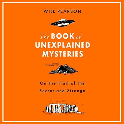 The Book of Unexplained Mysteries audiobook cover art