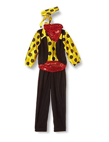 disfraz prime Disfraz Zingaro, Multicolor, estandar (limitsport 8421796409426)