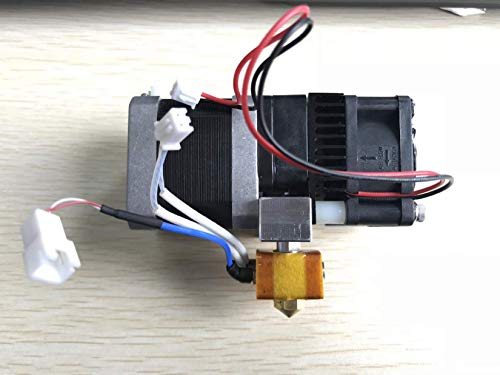 Extruder Assembly including Motor and Fans for Flashforge 3D Printer (For Dreamer NX)