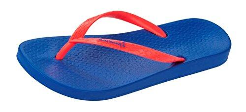 Ipanema Tropical Flip Flops Mujeres/Sandalias -Blue-40