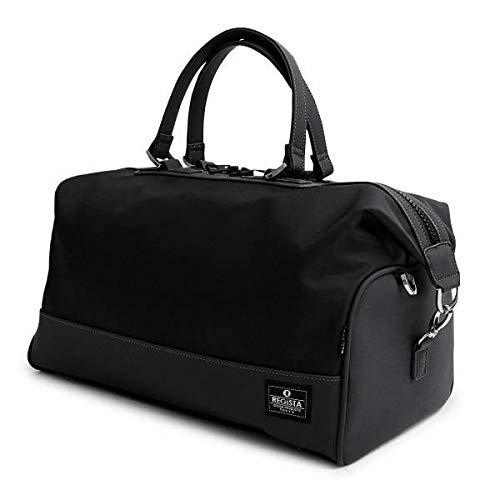 ボストンバッグ 旅行 レディース メンズ ナイロン 大容量 カジュアルバッグ かばん トートバッグ ジム スポーツバッグ(ブラック)