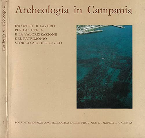 Archeologia in Campania. Incontri di lavoro per la tutela e la valorizzazione del patrimonio storico - archeologico.