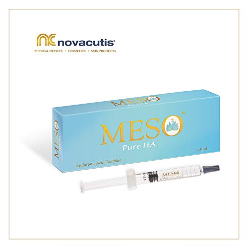 Meso Pure Hyaluron-Komplex, 1x 2,5ml, Mesotherapie