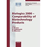 Developments in Biologicals: Biologics 2000 Comparability of Biotechnology Products【洋書】 [並行輸入品]