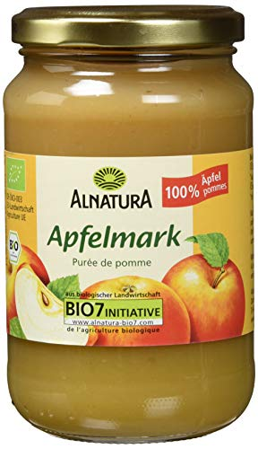 Alnatura Bio Apfelmark, vegan, 6er Pack (6 x 360 g)