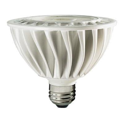 TCP LED12E26P30S27KNFL - 12 Watt - PAR30 - Medium Base - 50,000 Hour - 2700 Kelvin - Narrow Flood - LED Light Bulb