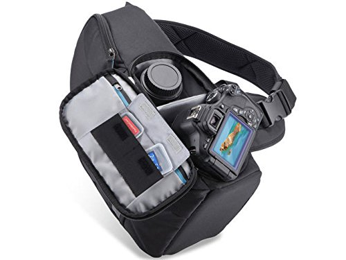 Case Logic CPL-107GY Camera Sling for DSLR, Gray