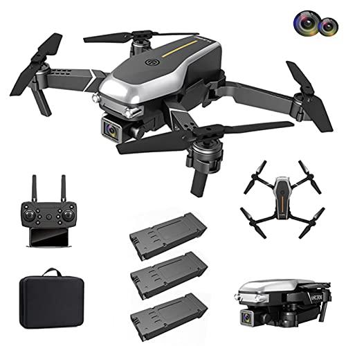 Drones Con Camara 4K Profesional Marca QiaoJia