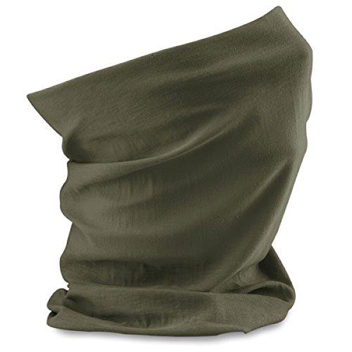Funktionaler Schlauchschal Morf Snood - Farbe: Olive Green - Größe: One Size