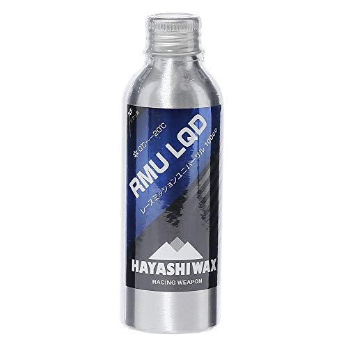 ハヤシワックス HAYASHI WAX パラフィン系リキッドワックス RMU LQD 0℃ 〜 -20℃