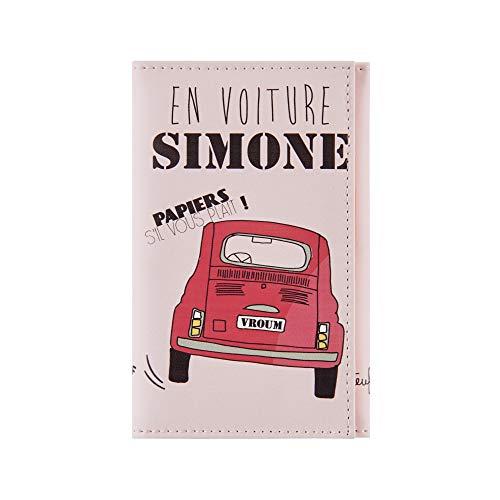 Porte-papiers voiture En voiture Simone - Derrière la porte