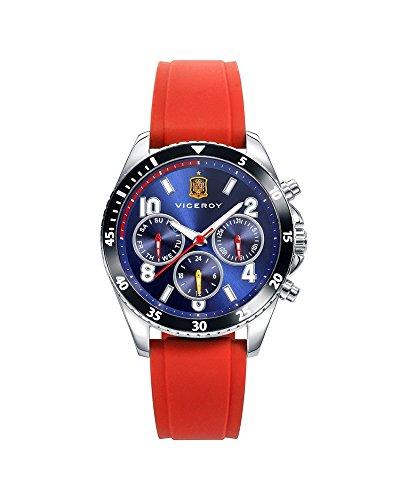 Reloj Viceroy Selección Española Oficial Multifunción 42340-35 + gorra de regalo