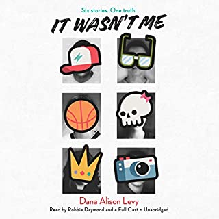It Wasn't Me                   By:                                                                                                                                 Dana Alison Levy                               Narrated by:                                                                                                                                 Robbie Daymond,                                                                                        Full Cast                      Length: 7 hrs and 30 mins     Not rated yet     Overall 0.0