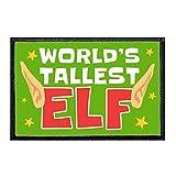 World's Tallest Elf...image