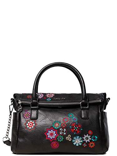 Desigual Damen Handtasche Nanit Loverty schwarz One Size
