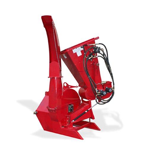 DEMA Holzhäcksler mit hydraulischem Vorschub WS 150