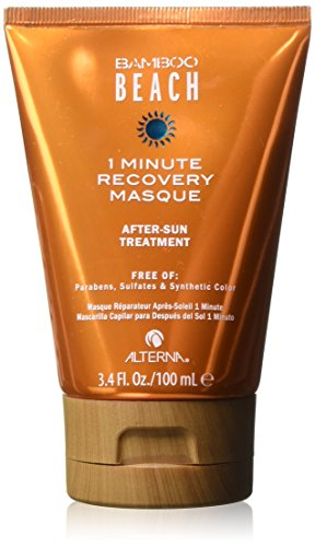Alterna Bamboo Beach 1 Minute Recovery Masque for Women Treatment, 100ml