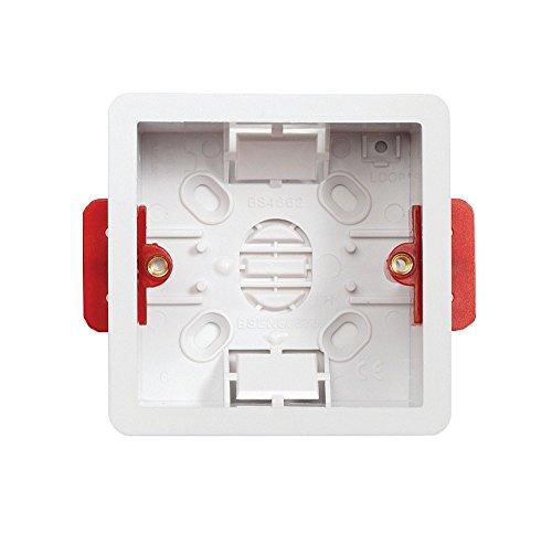 2/W contactum asp2782/10/AX SP interruptor de cuerda para techo Pack de 10
