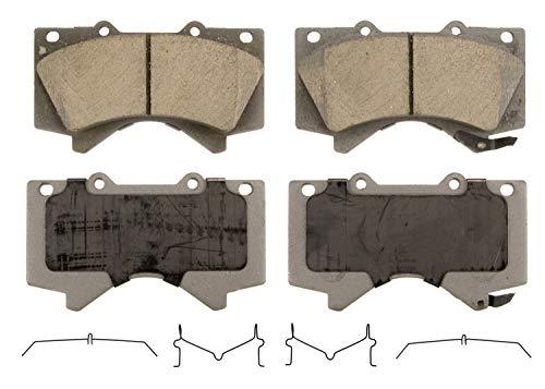 Wagner ThermoQuiet QC1303 Ceramic Disc Brake Pad Set