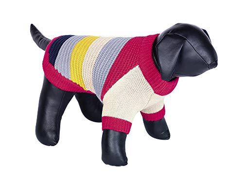 Nobby 65497 Hunde Pullover HAJO rot, 26 cm