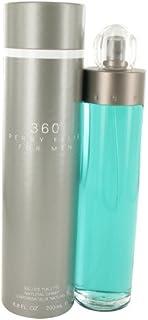 Perry Ellis 360 Cologne by Perry Ellis, 6.7 oz Eau De Toilette Spray for Men