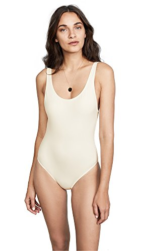 Solid & Striped Women's The Anne Marie One Piece, Cream, X-Small