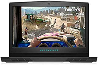 Alienware Gaming Laptop 17 R5 - Intel i7-8750H,16GB RAM, 1TB HDD,512SSD,8GB GDDR5 NVidia 1070 OC VGA, 17.3 inch,Win 10,Black