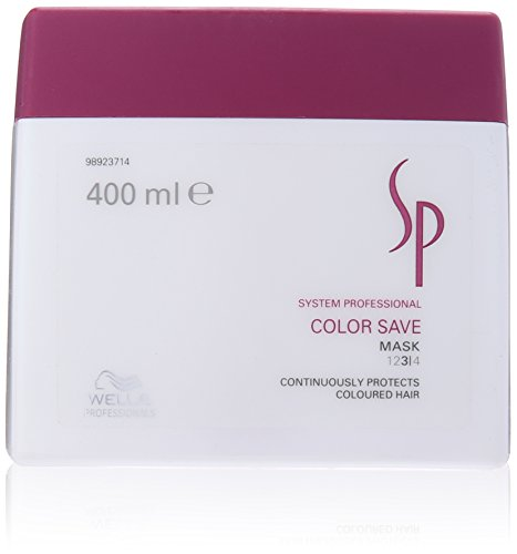 Wella SP Color Save Mask (For Coloured Hair) 400ml