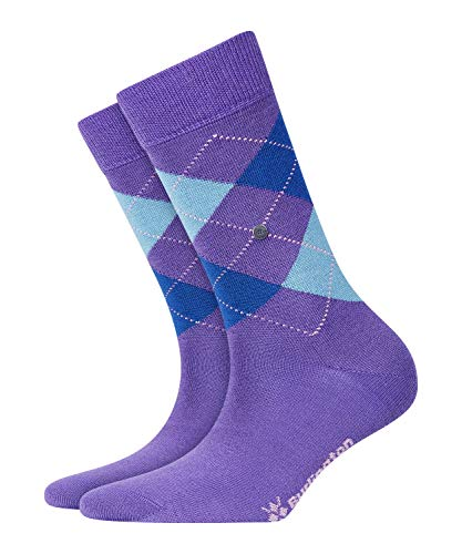 Burlington Damen Marylebone W So Socken, Violett (Cherry 8148), 36-41