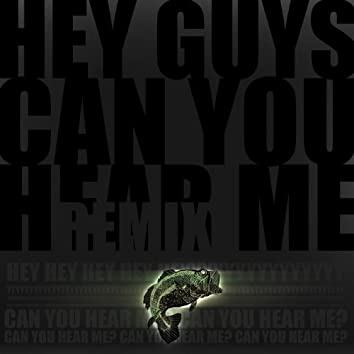 Hey Guys Can You Hear Me?