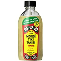 MONOI TIARE - Coconut Oil, Gardenia (Tiare) - 4 oz