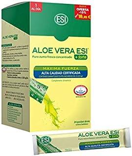 ESI Aloe Vera Zumo +Forte - 24 Unidades