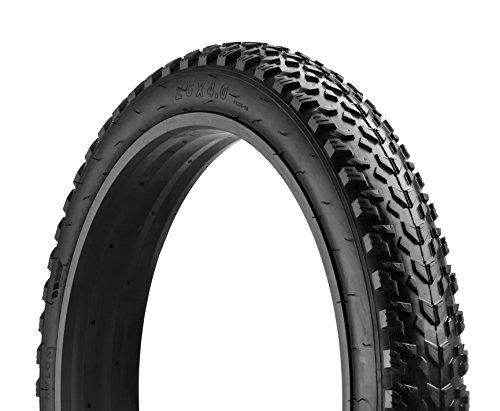 Mongoose Fat Tire Bike Tire, Mountain Bike Accessory, 26 x 4 inch