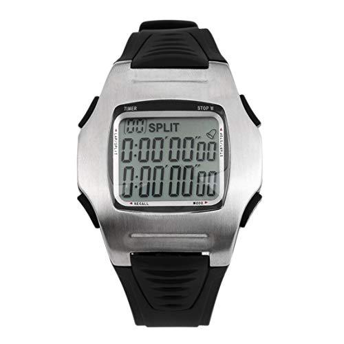 Relojes multifunción Relojes de árbitro de fútbol Cronómetro Temporizador Cronógrafo Cuenta regresiva Club de fútbol Reloj masculino recién llegado