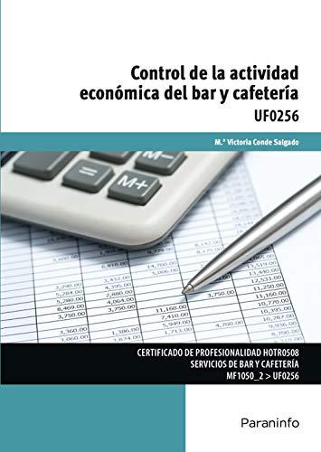 Control de la actividad económica del bar y cafetería UF0256