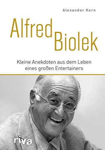 Alfred Biolek: Kleine Anekdoten aus dem Leben eines großen Entertainers