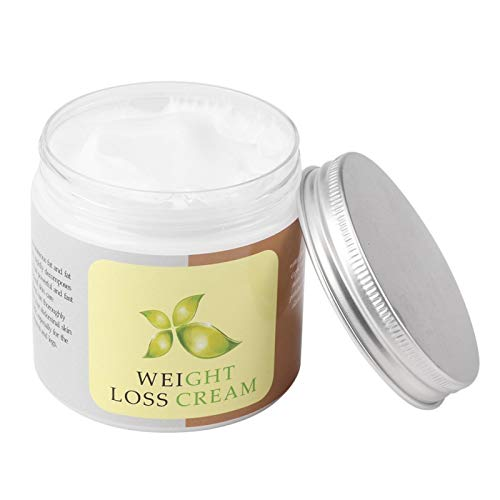 Crema reductora de 200 g, para baño y cuidado de los pies, para pérdida de peso, anticelulitis, crema de masaje para exfoliación y cuidado hidratante
