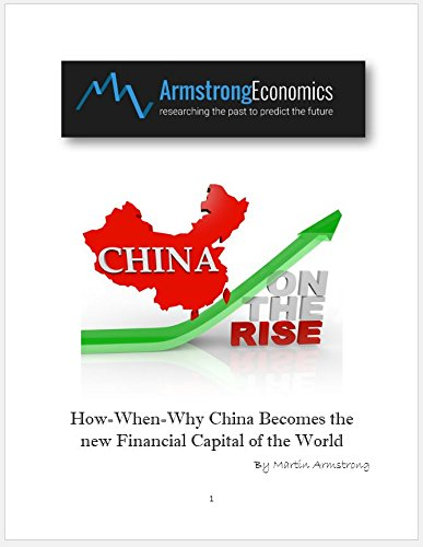 China on the Rise - How, When and Why China will Become the New Financial Capital of the World